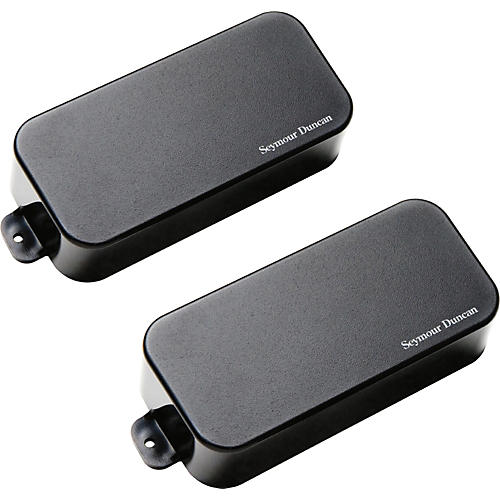 Seymour Duncan AHB-1s Blackouts Phase 1 7-String Active Humbucker Neck and Bridge Pickup Set-thumbnail