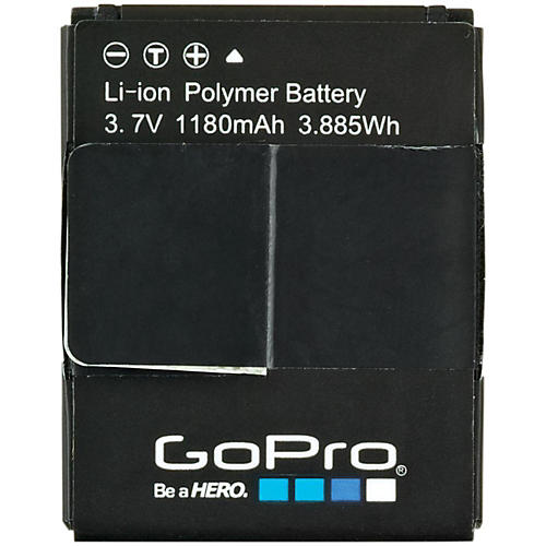 GoPro AHDBT-302 Rechargeable Battery thumbnail