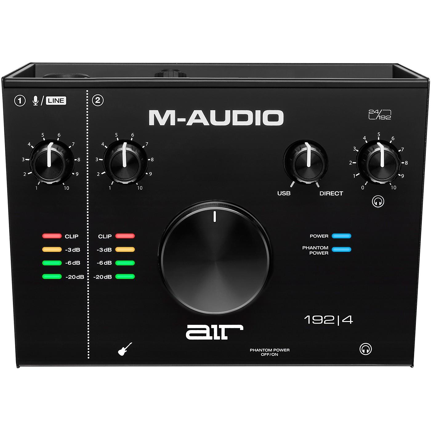 M-Audio AIR 192|4 USB C Audio Interface thumbnail