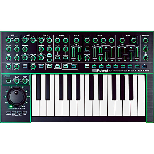 Roland AIRA SYSTEM-1 PLUG-OUT Synthesizer thumbnail