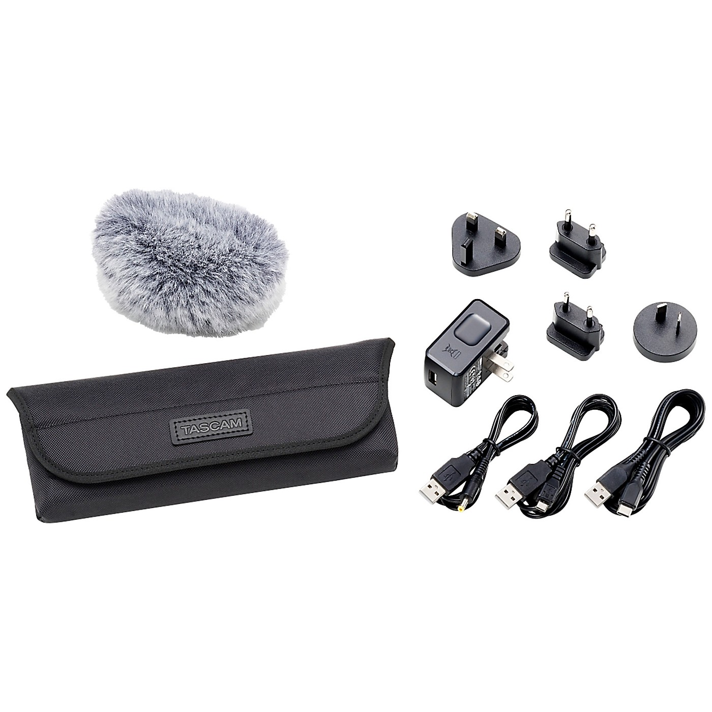Tascam AK-DR11GMKIII DR-Series Recording Accessory Kit thumbnail