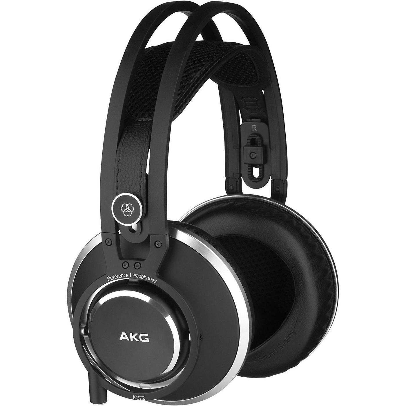 AKG AKG K872 Master Reference Closed-Back Studio Headphones thumbnail