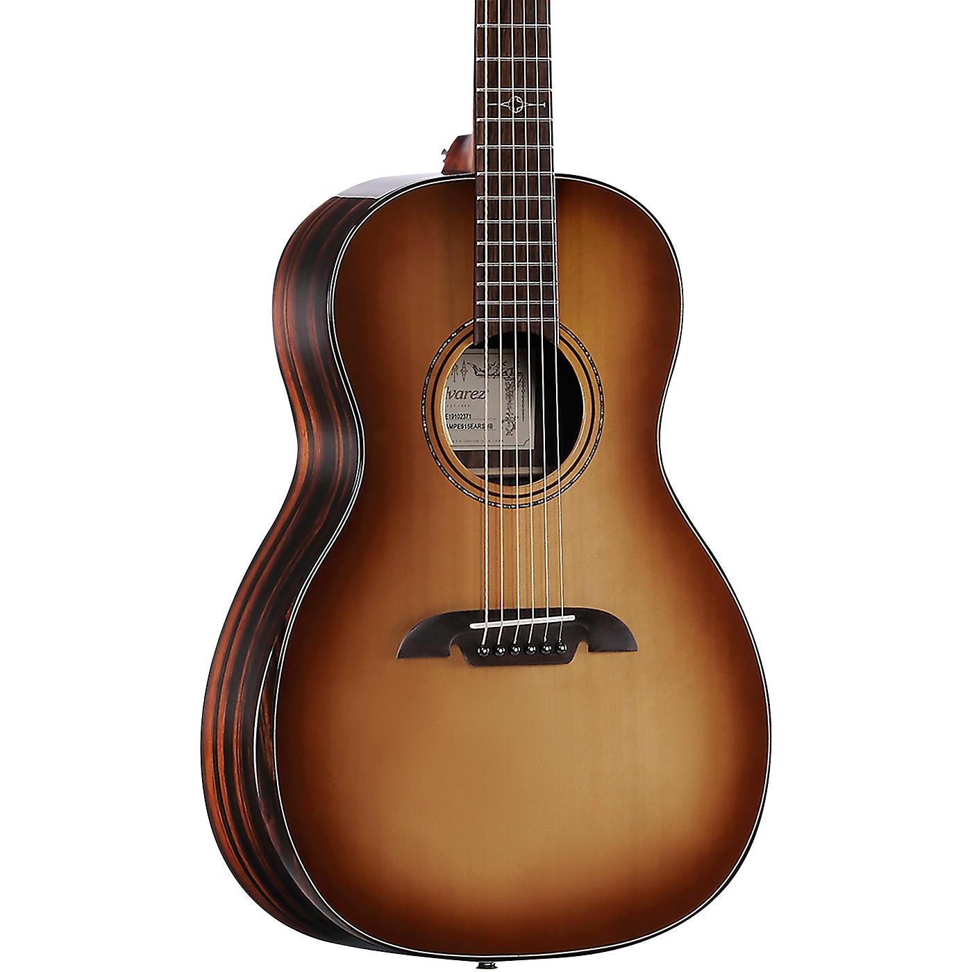 Alvarez AMPE915EAR Artist Elite Parlor Acoustic-Electric Guitar thumbnail