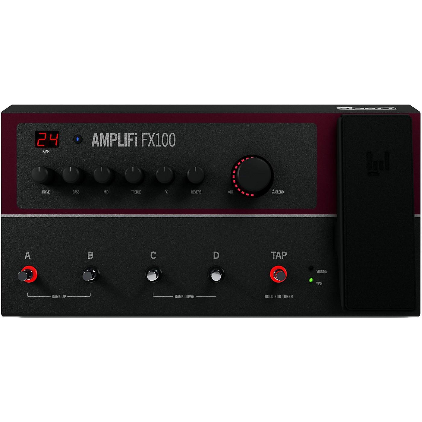 Line 6 AMPLIFi FX100 Guitar Multi-Effects Pedal thumbnail