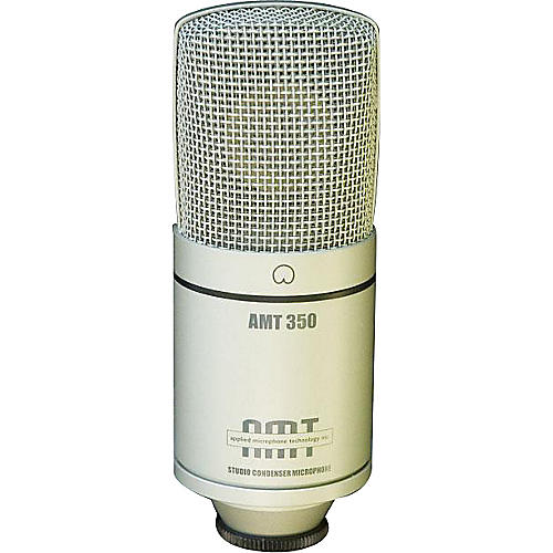 Applied Microphone Technology AMT 350 Large Diaphragm Condenser Microphone thumbnail