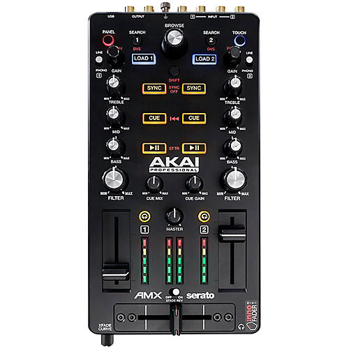 Akai Professional AMX Mixing Surface with Audio Interface for Serato DJ thumbnail