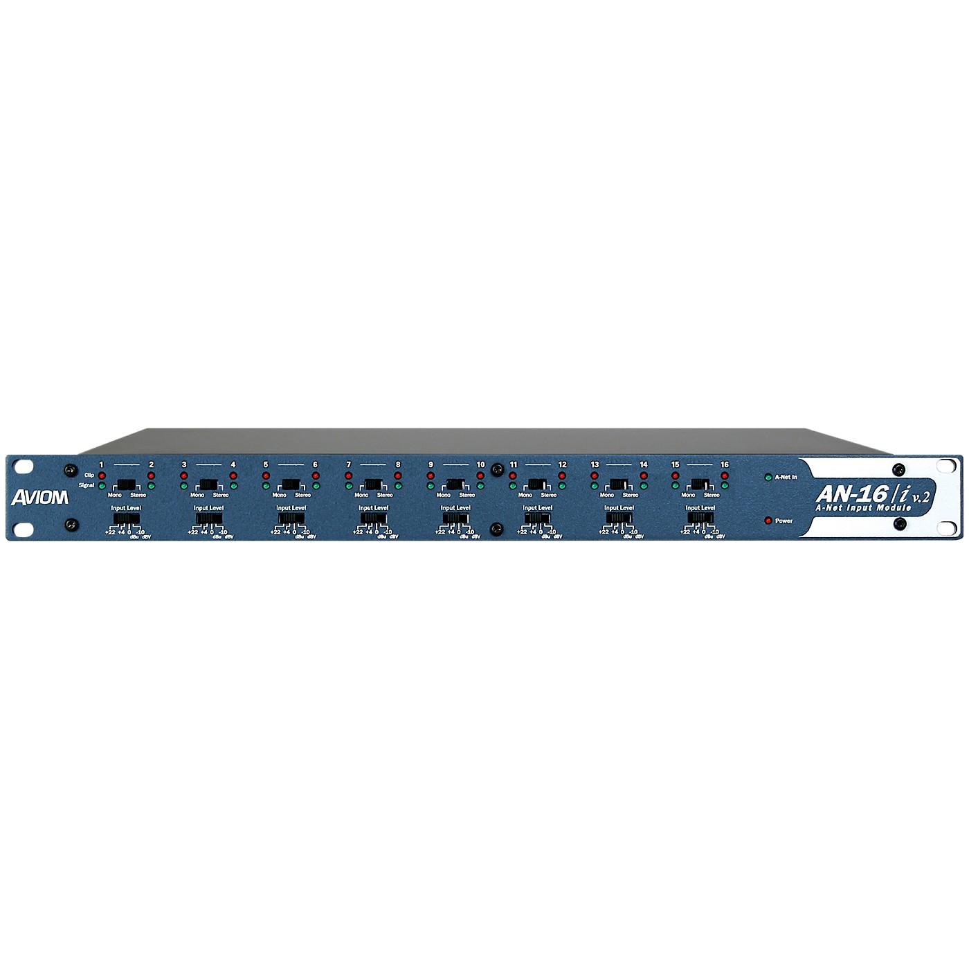 Aviom AN-16/i v.2 Analog Input Module thumbnail