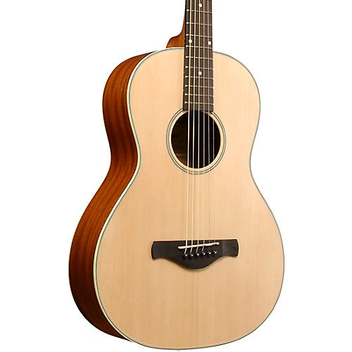 Ibanez AN60LG Solid Top Parlor Acoustic Guitar thumbnail