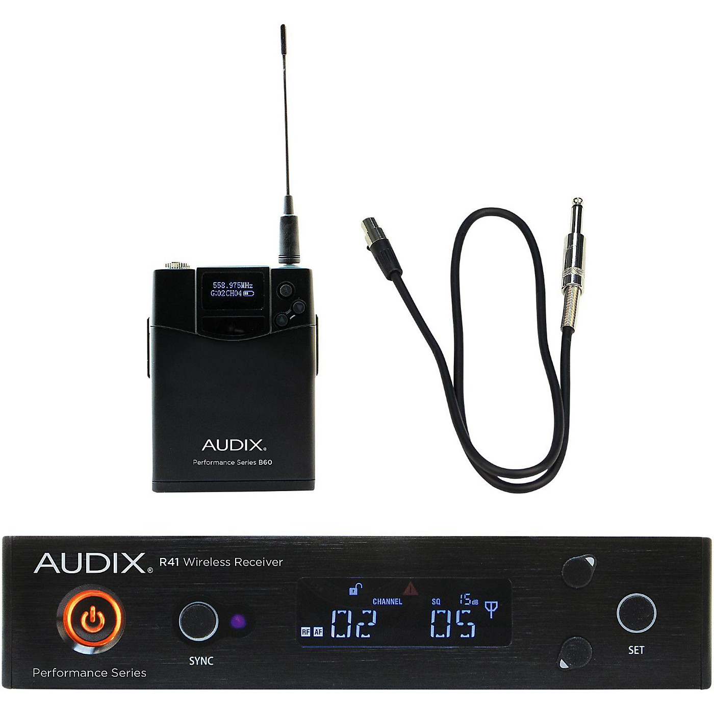 Audix AP41 GUITAR Instrument Wireless System thumbnail