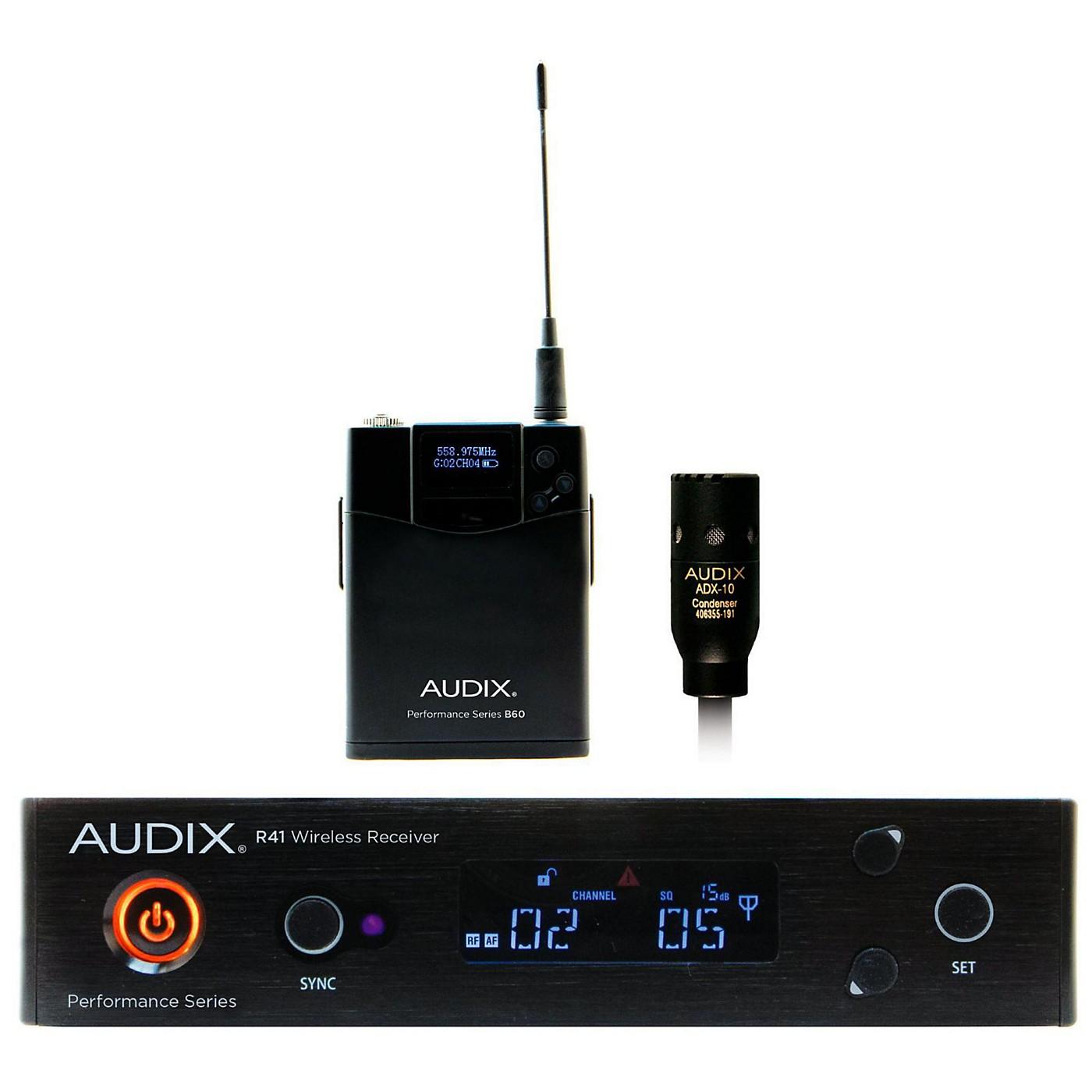 Audix AP41 L10 Lavalier Wireless System thumbnail