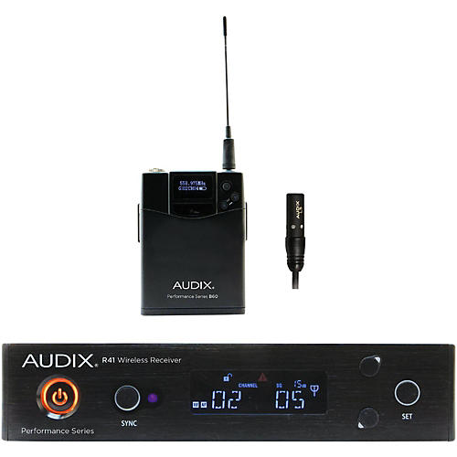 Audix AP41 L5 Lavalier Wireless System thumbnail