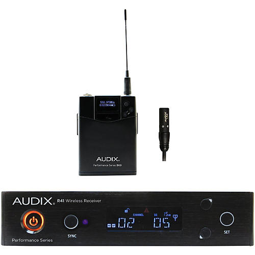 Audix AP41 L5O Lavalier Wireless System thumbnail