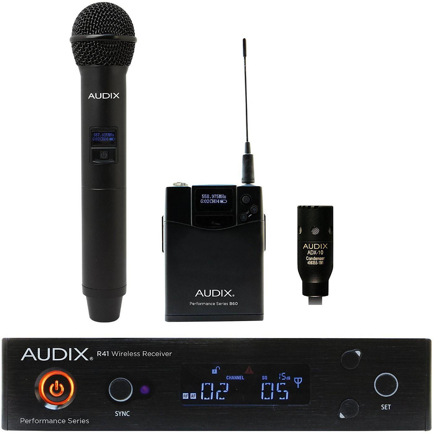 Audix AP41 OM2 L10 Lavalier Wireless System thumbnail
