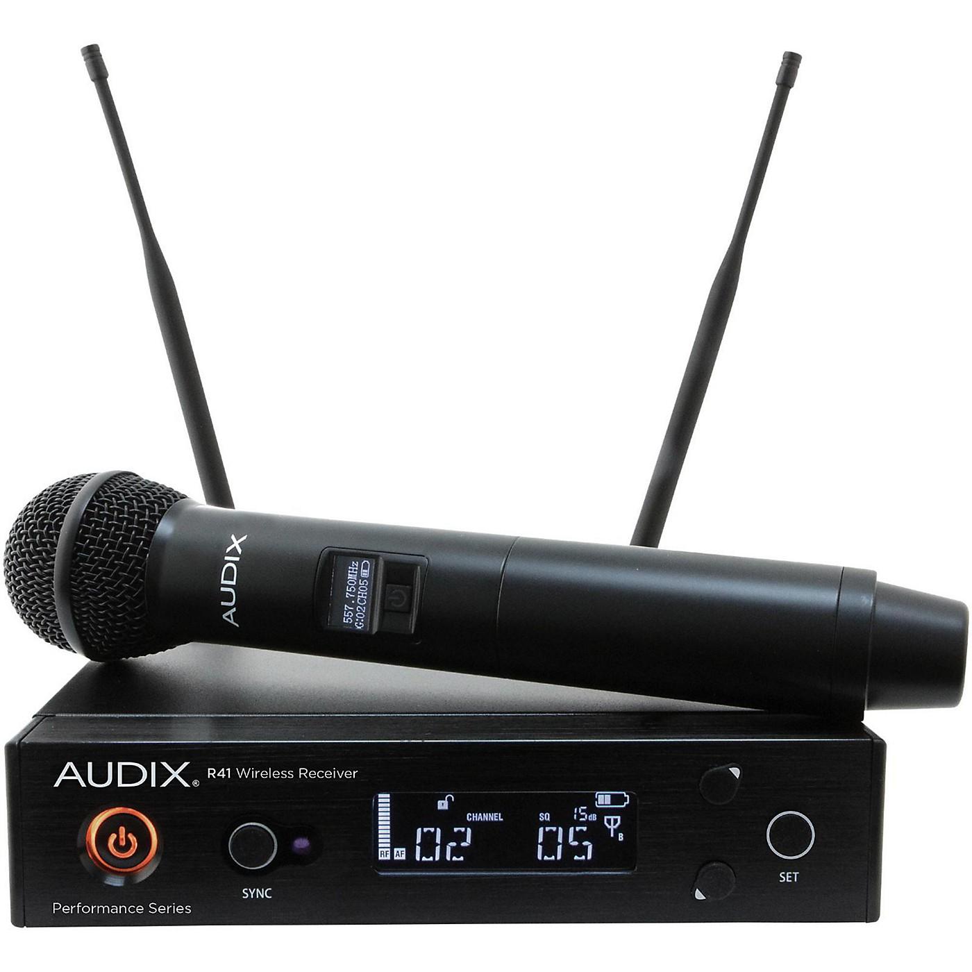 Audix AP41 OM5 Handheld Wireless System thumbnail