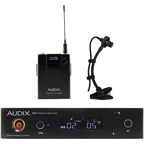 Audix AP41SAX Instrument Wireless System w/ ADX20i Clip-On Instrument Condenser mic thumbnail