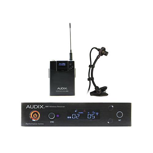 audix 554 586 mhz ap41sax instrument wireless system w adx20i clip on instrument condenser mic. Black Bedroom Furniture Sets. Home Design Ideas
