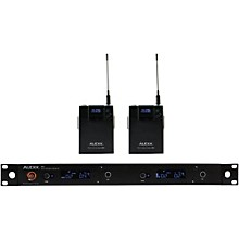 Audix AP42 BP Dual Bodypack Wireless System