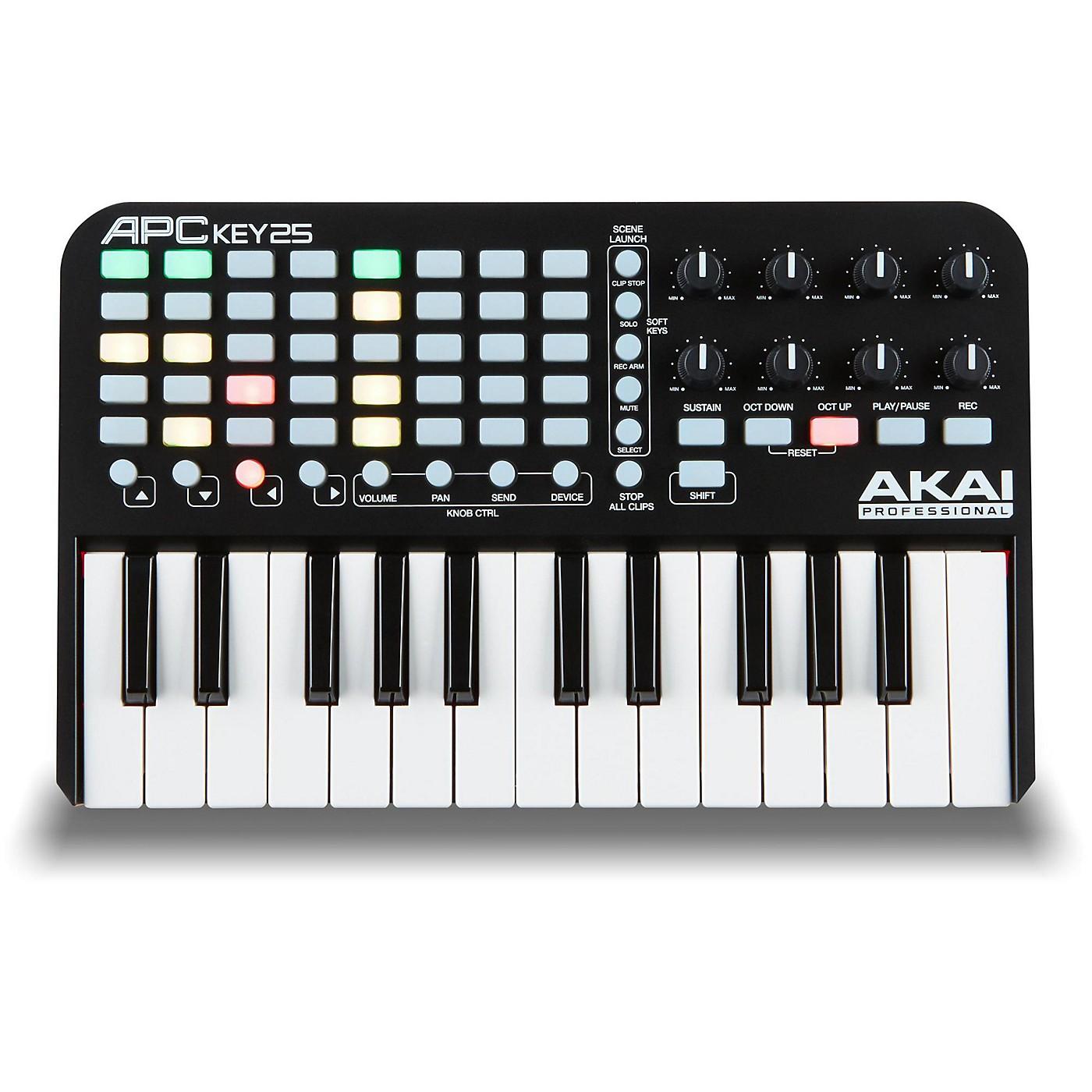 Akai Professional APC KEY 25 Keyboard Controller thumbnail