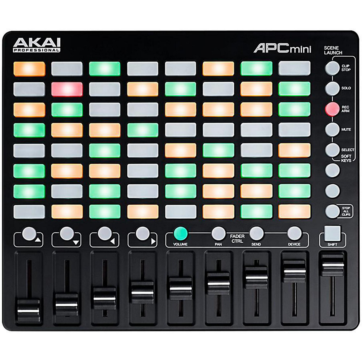 Akai Professional APC MINI Ableton Live Controller thumbnail