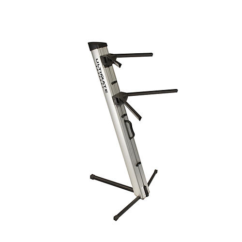 Ultimate Support APEX AX-48 Pro Keyboard Stand - Silver thumbnail