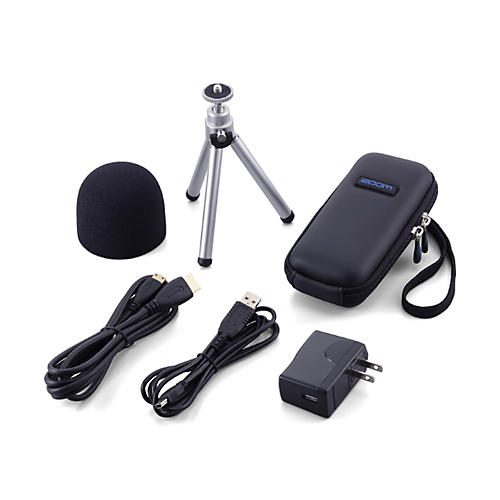Zoom APQ-2HD Accessory Pack for Zoom Q2HD Handy Video Recorder thumbnail