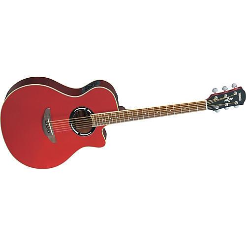 Yamaha APX500II Thinline Cutaway Acoustic-Electric Guitar thumbnail