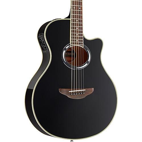 Yamaha APX500III Thinline Cutaway Acoustic-Electric Guitar thumbnail