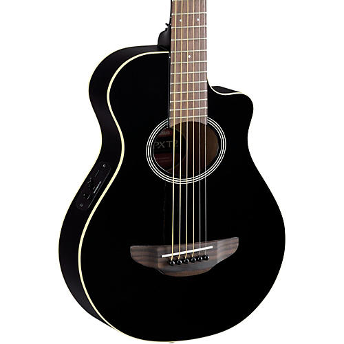 Apxt2 3 4 Thinline Acoustic Electric Cutaway Guitar Wwbw