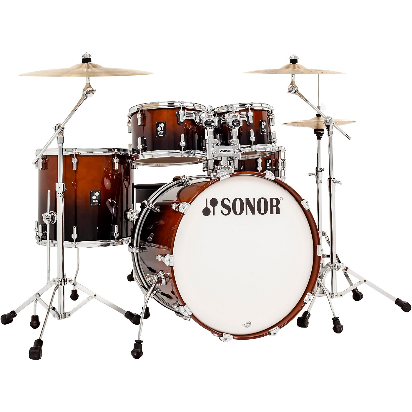 SONOR AQ2 Stage Maple 5-Piece Shell Pack thumbnail