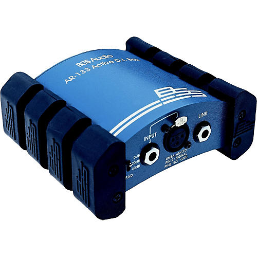 BSS Audio AR-133 Active DI Box-thumbnail