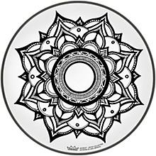 "Remo ARTBEAT Aric Improta Sleep Lotus Artist Collection Drum Head, 12"""