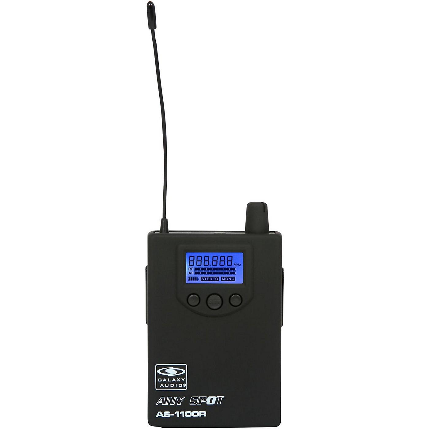 Galaxy Audio AS-1100 Receiver thumbnail
