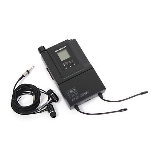 Galaxy Audio AS-1800 Receiver thumbnail