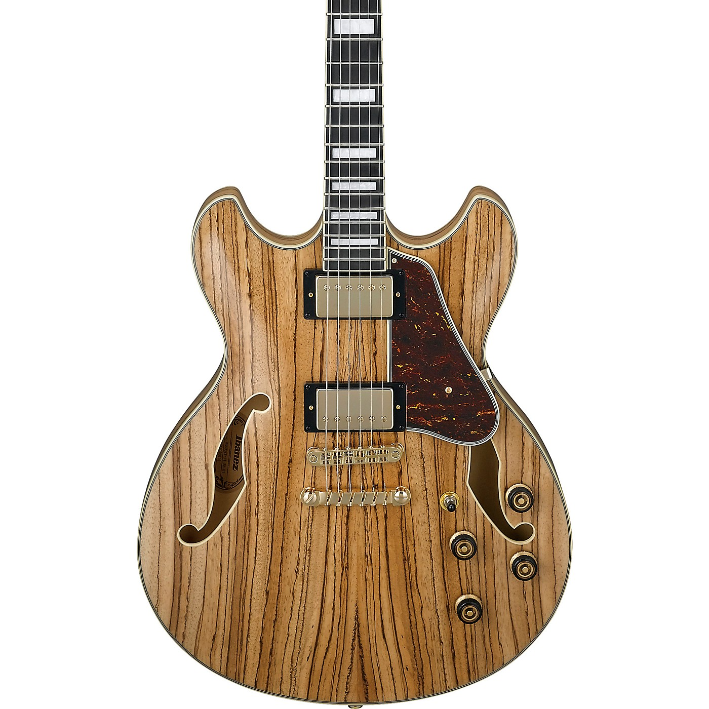 Ibanez AS93ZW Artcore Expressionist Semi-Hollow Electric Guitar thumbnail