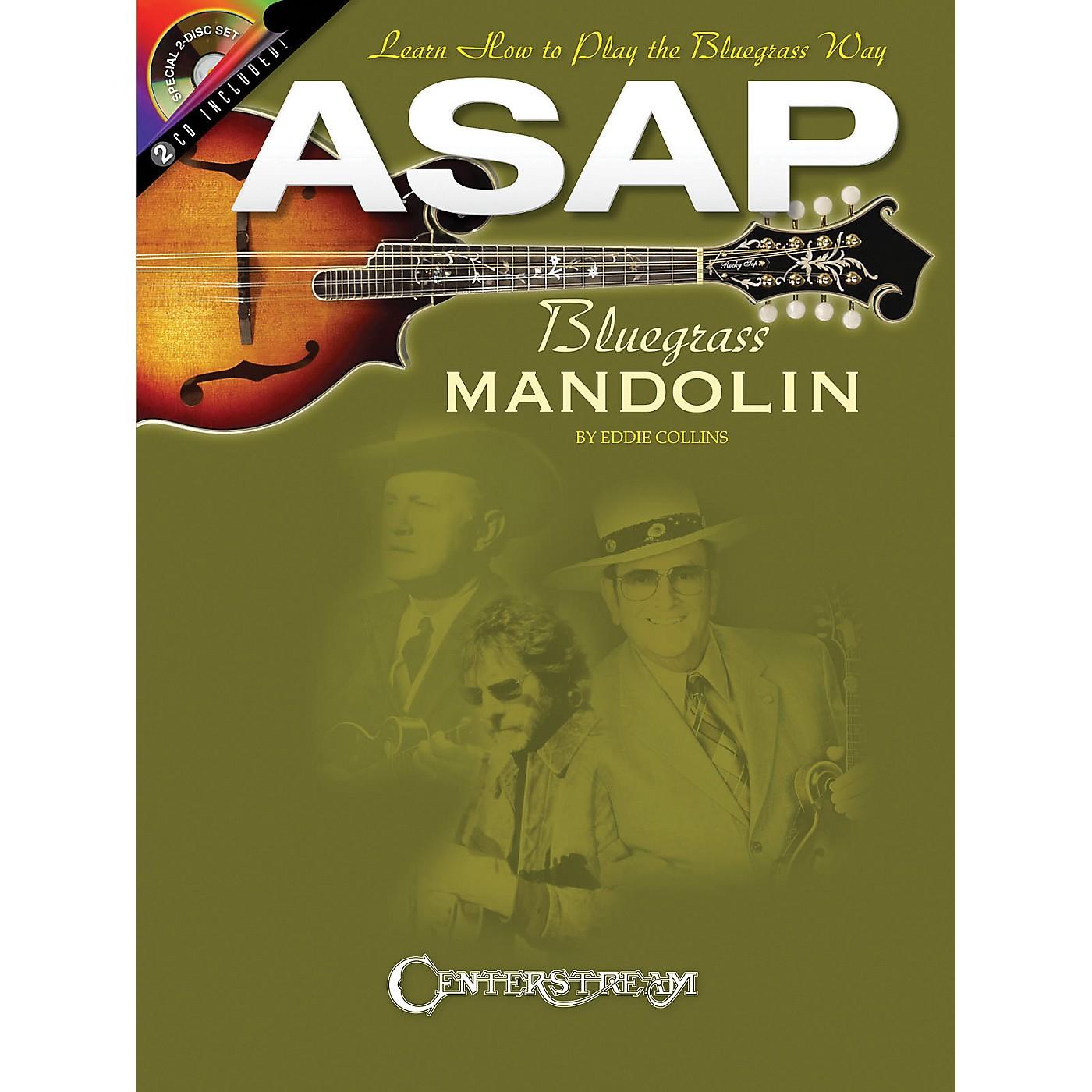 Hal Leonard ASAP Bluegrass Mandolin (Book/2 CD Pack) thumbnail