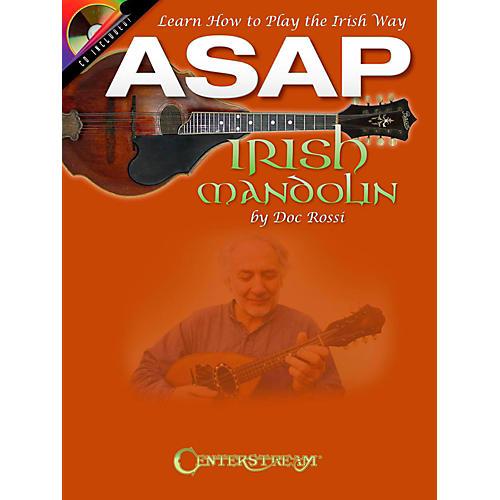 Centerstream Publishing ASAP Irish Mandolin Book/CD thumbnail