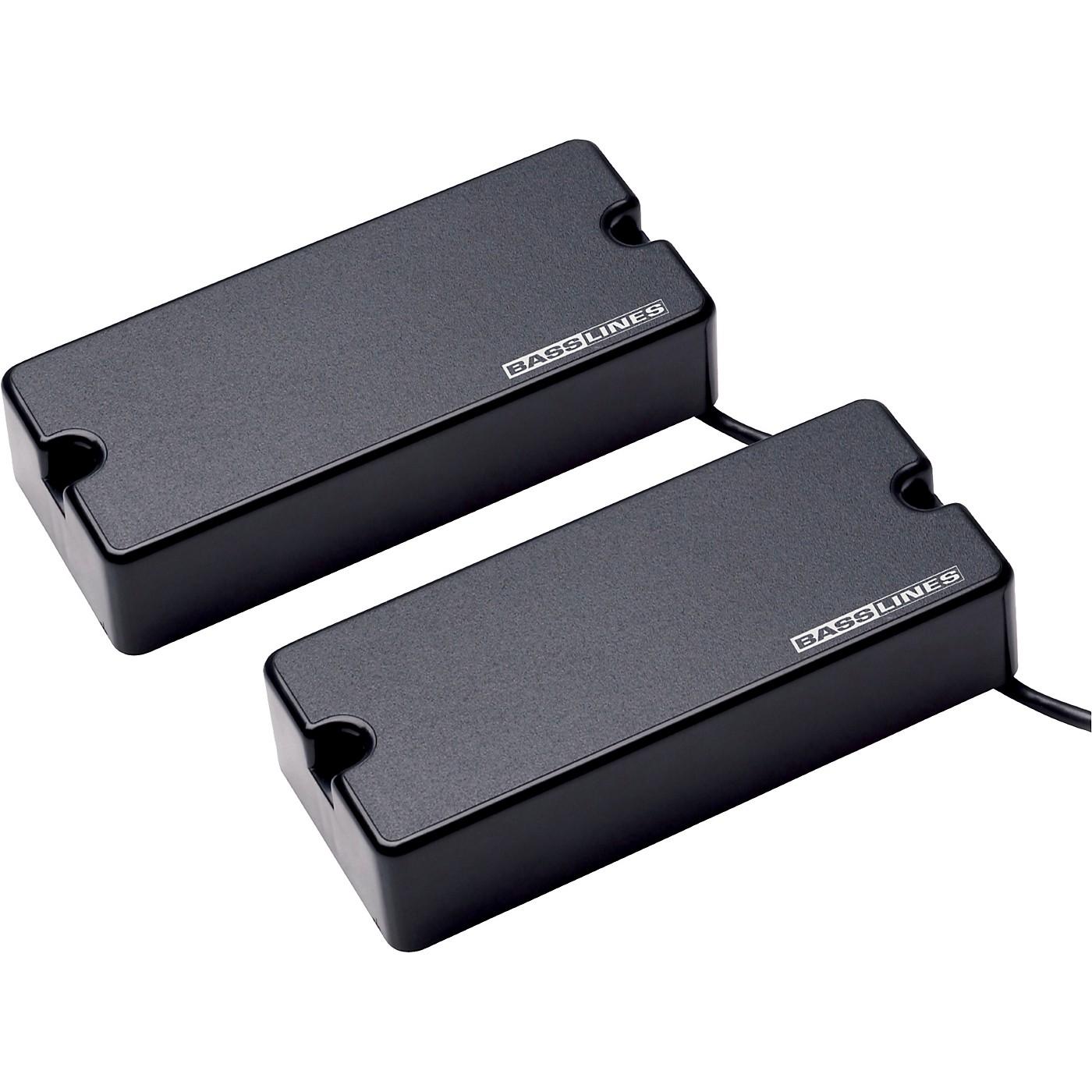 Basslines ASB-BO-5s Blackouts for 5-String Bass - Neck & Bridge Set thumbnail