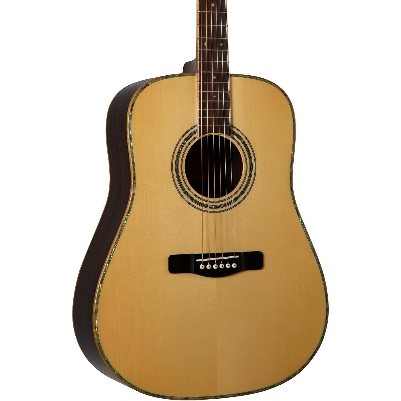 Greg Bennett Design by Samick ASDR Dreadnaught Solid Spruce Top Acoustic Guitar thumbnail