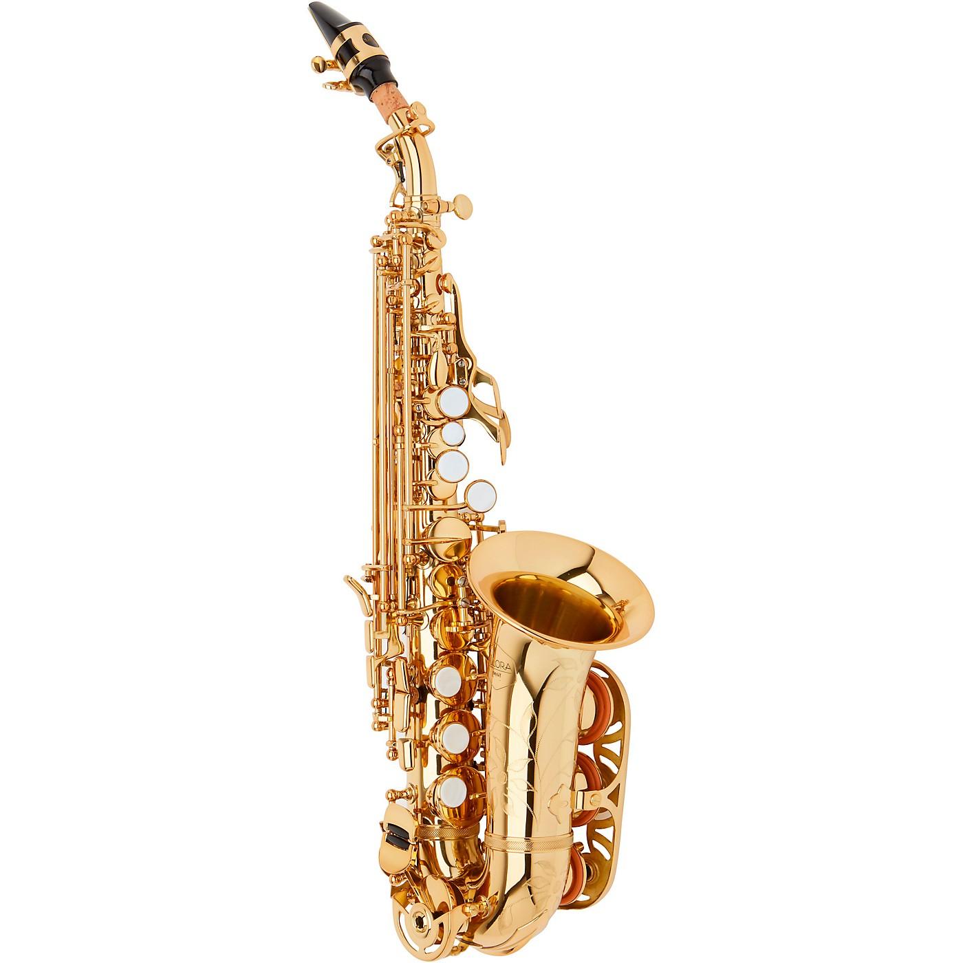 Allora ASPS-550 Paris Series Curved Soprano Sax thumbnail