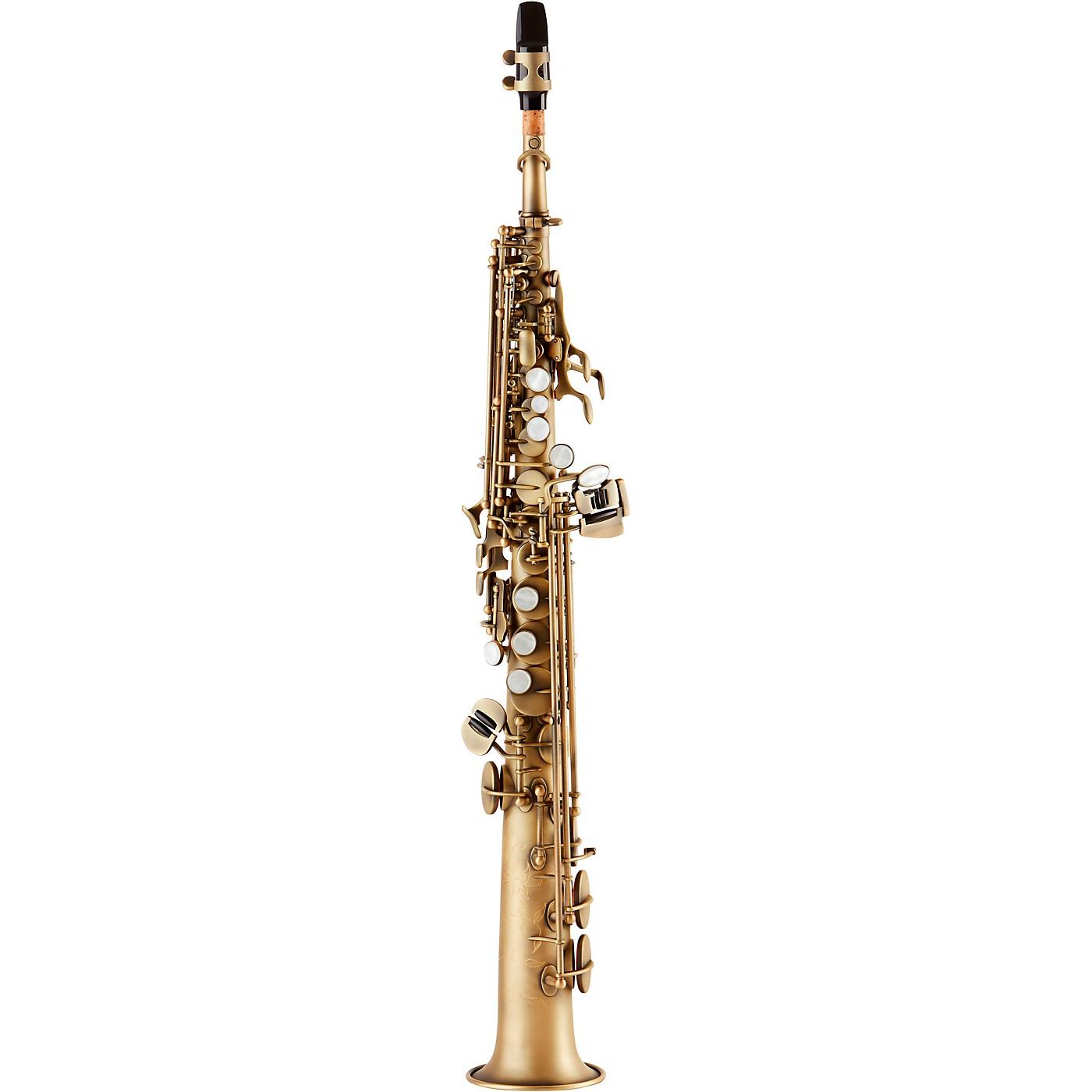 Allora ASPS-550 Paris Series Straight Soprano Sax thumbnail