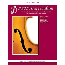 Alfred ASTA String Curriculum 2011 Edition Book