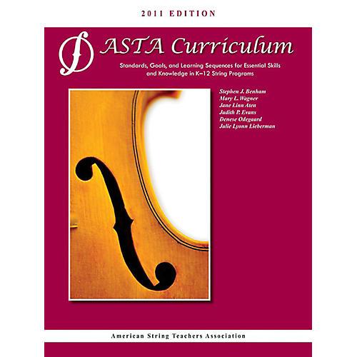 Alfred ASTA String Curriculum 2011 Edition Book thumbnail