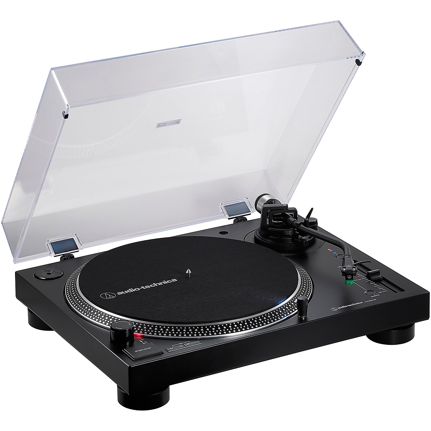 Audio-Technica AT-LP120XBT-USB-BK Wireless Direct-Drive Turntable thumbnail