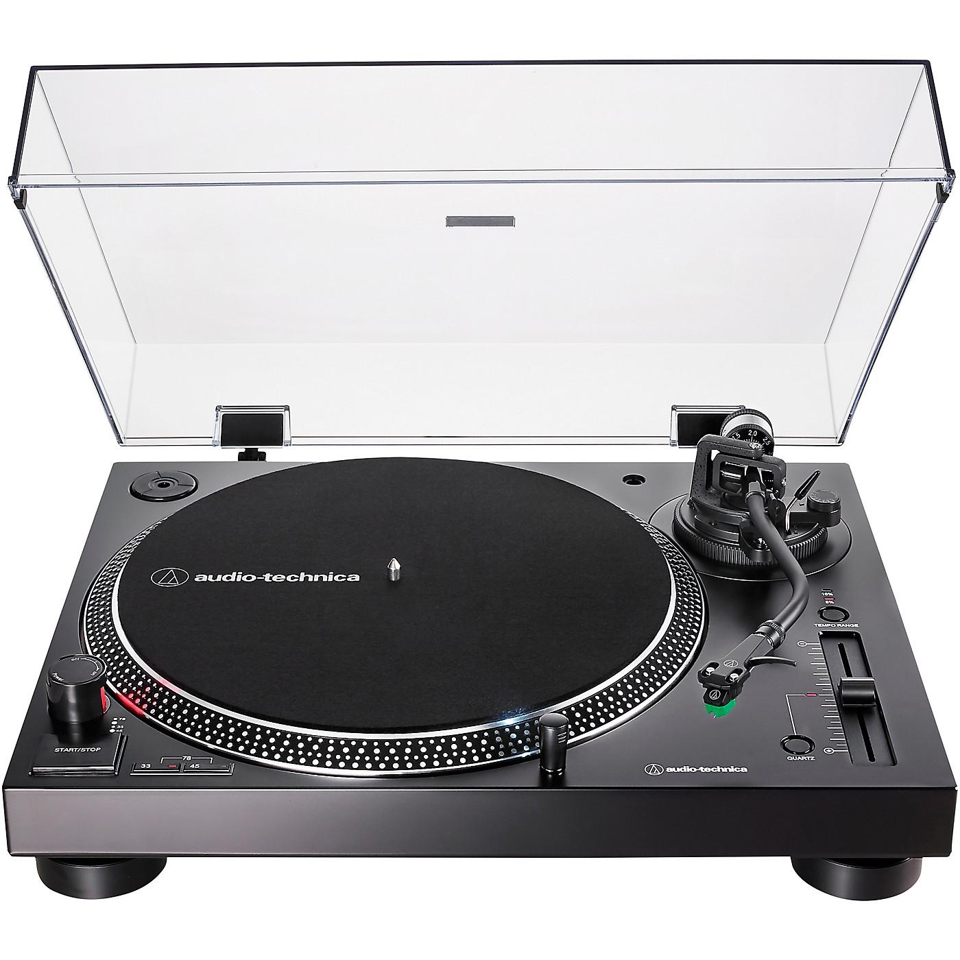 Audio-Technica AT-LP120XUSB Direct-Drive Professional Record Player (USB & Analog) thumbnail