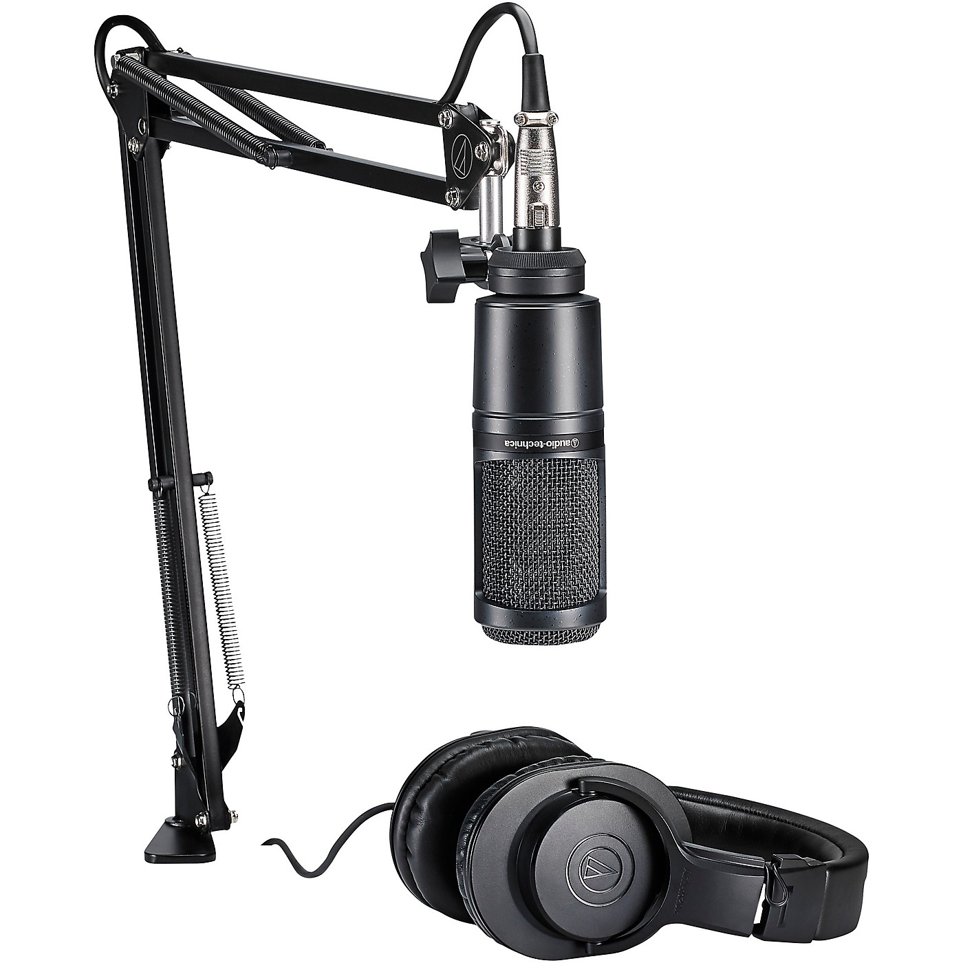 Audio-Technica AT2020PK Podcasting Studio Bundle thumbnail