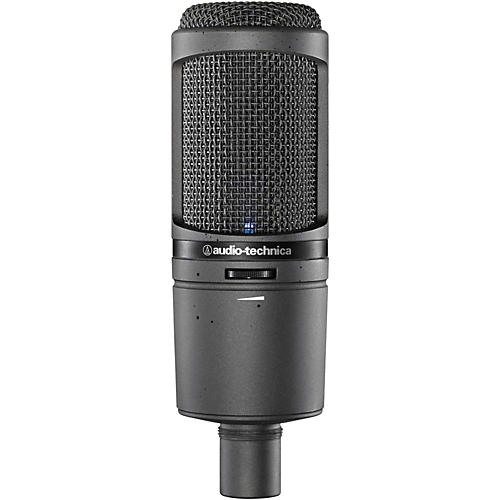 Audio-Technica AT2020USBi Cardioid Condenser Microphone for iOS, Mac, and PC thumbnail