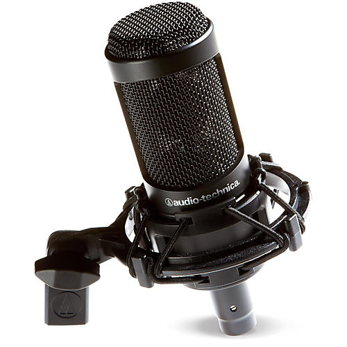 Audio-Technica AT2035 Cardioid Condenser Microphone thumbnail