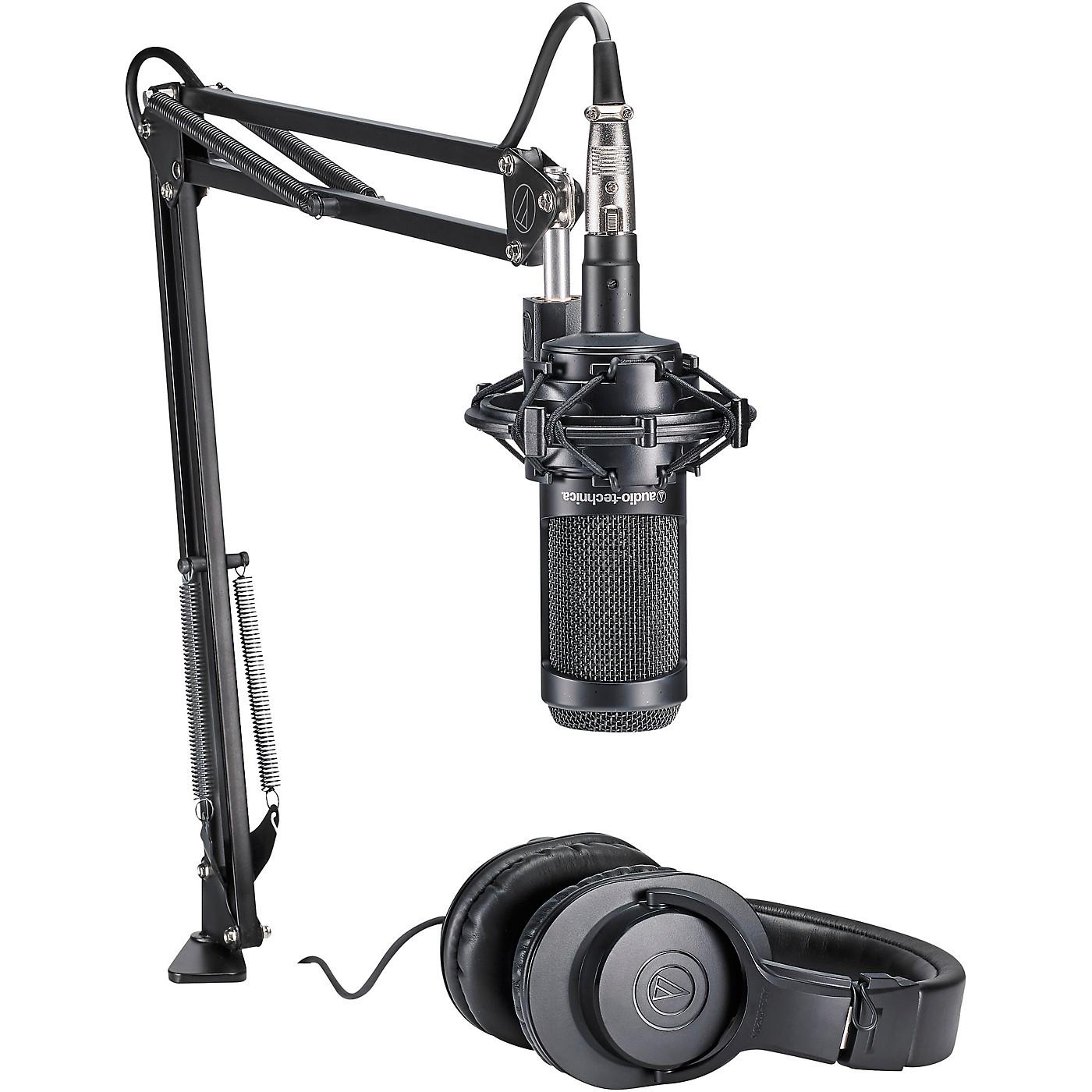 Audio-Technica AT2035PK Podcasting Studio Bundle thumbnail