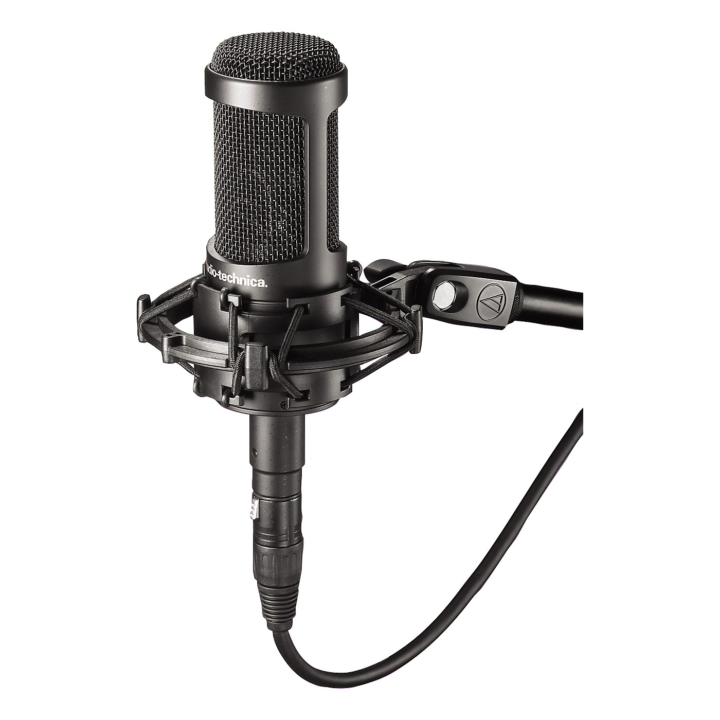 Audio-Technica AT2050 Multi-Pattern Large Diaphragm Condenser Microphone thumbnail