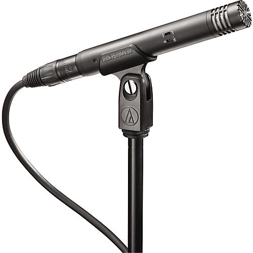 Audio-Technica AT4021 Cardioid Condenser Microphone thumbnail